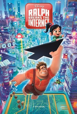 ralph breaks the internet: wreck-it ralph