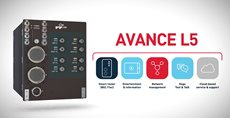 Experience the power of Gogo AVANCE L5