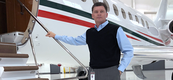 Inflight Wi-Fi for corporate jet is key to