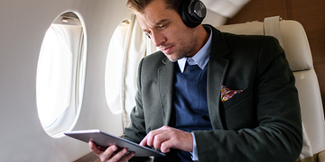 How to choose an inflight Wi-Fi service plan