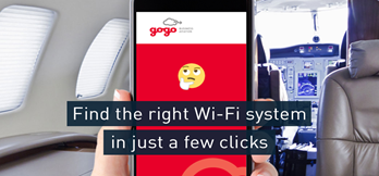 Find the right Wi-Fi system for your light jet or turboprop