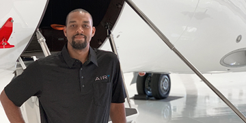 Q&A with Air 7's Assistant Director of Maintenance