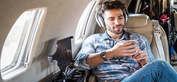 Changing private aviation trends increase demand for Wi-Fi